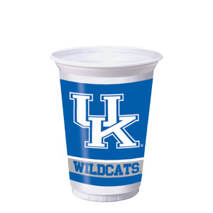 Kentucky 20 oz. Cups