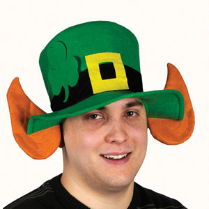 Leprechaun Hat w Ears