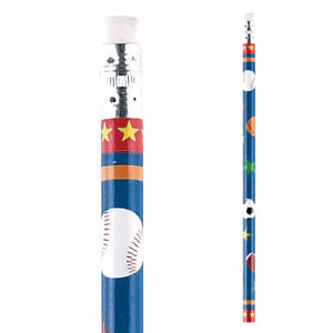 Multi-Sport Pencil- 12ct