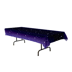 Starry Night Tablecover - 108in