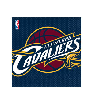 Cleveland Cavaliers Luncheon Napkins