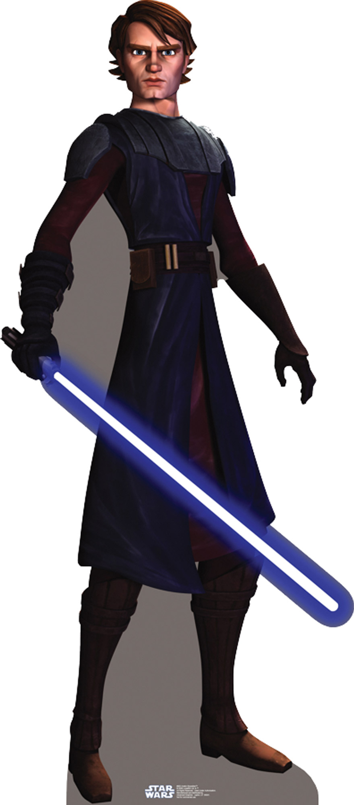 Star Wars The Clone Wars Anakin Skywalker Standup