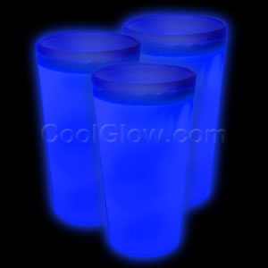 Glow Cup - Blue