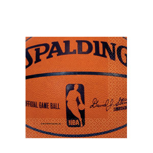 Spalding Basketball Beverage Napkins