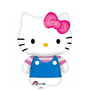 Hello Kitty Summer Fun Balloon - 30 Inch