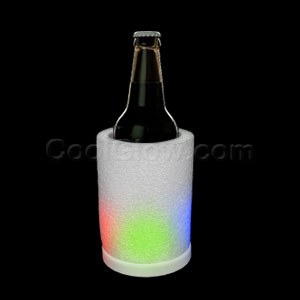 LED Foam Koozie