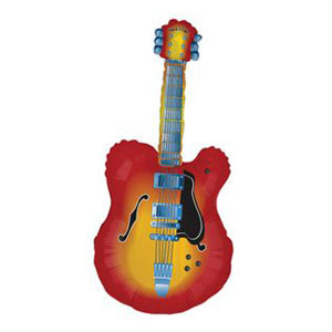 Acoustic Guitar Balloon- 43 Inch