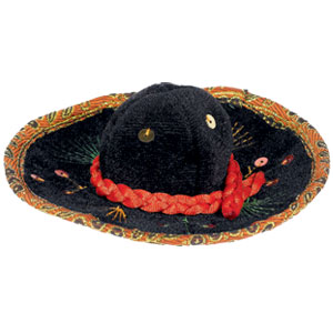 Deluxe Mini Sombrero- 3in