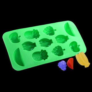 Fruits Ice Cube Tray