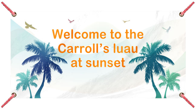 Palm Trees - Custom Banner
