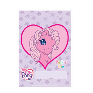 My Little Pony Loot Bags- 8ct