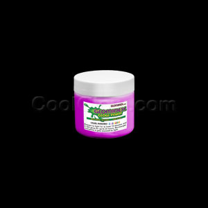 Glominex Glow Paint 2 oz Jar Pink