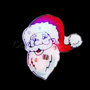 Flashing Classic Santa Blinky