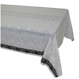 Silhouette Plastic Tablecover