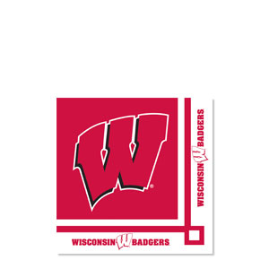 Wisconsin Beverage Napkins