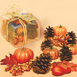 Box of Gourds- 5 Inch