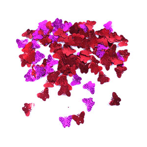 Butterfly  Flower Confetti Pack