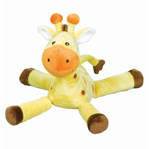 Baby Giraffe Plush - 10 Inches