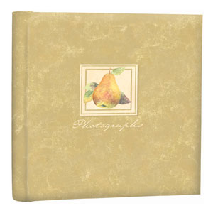 Fall Photo Album- 8 Inch