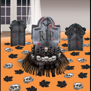 Cemetery Table Decorating Kit 27pcs