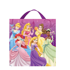 Disney Princess Fabric Treat Bag- 14in
