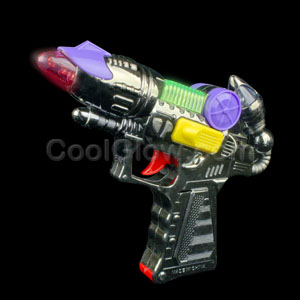 LED Mini Blaster Gun with Sound