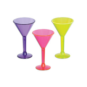 Martini Shot Glasses - 6ct