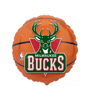Milwaukee Bucks Balloons