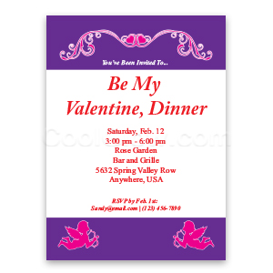Cupid - Custom Invitations