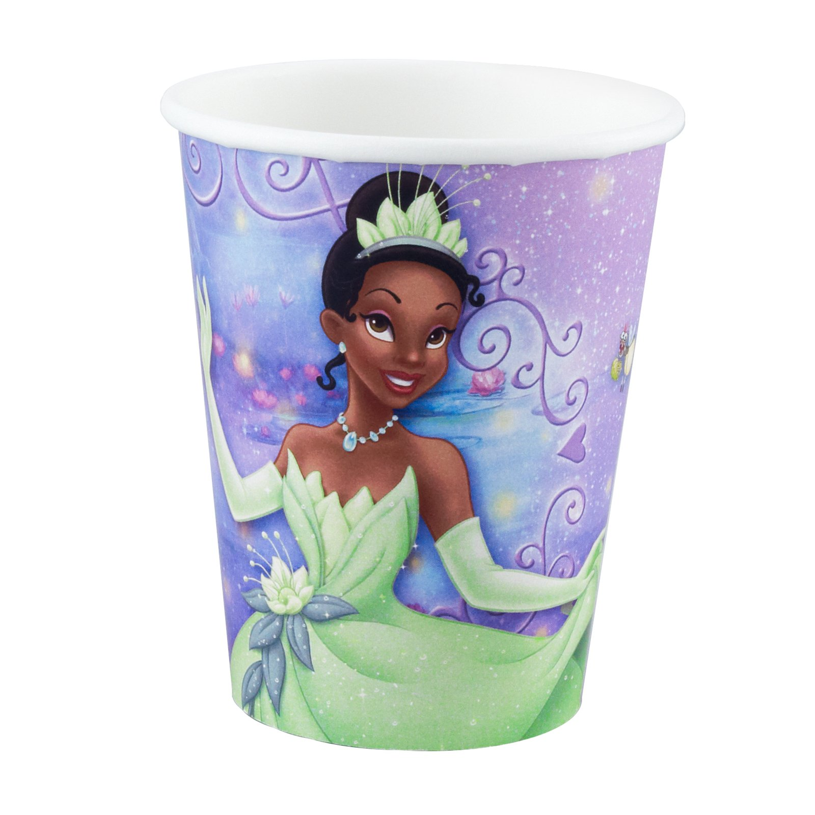 Disney Princess & the Frog 9 0z Cups
