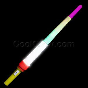 LED Expandable Saber - Rainbow