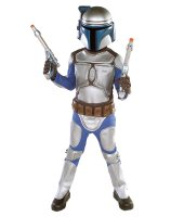 Star Wars Jango Fett Deluxe Child Costume - Small (4-6)
