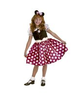 Disney Minnie Mouse Toddler - Child Costume