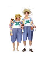 Tacky Traveler Adult Costume - Standard One-Size