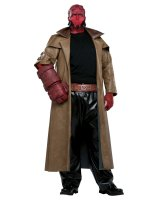 Hellboy Adult Plus Costume