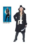 Caribbean Pirate Queen Adult Costume