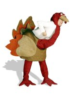 Turkey Adult Costume - L/XL