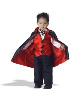Vampire Toddler Costume - 3-4