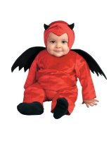 Devil D'Little Infant - Toddler Costume