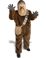 Star Wars Chewbacca Super Deluxe Child Costume - Small