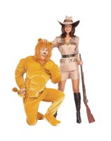 Safari So Goodie Female Adult Costume