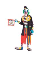 Evil Clown Adult Costume