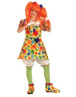 Giggles The Clown Adult Costume - Standard One Size