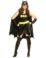 Batgirl Adult Plus Costume - Plus
