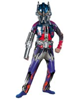 Transformers Optimus Prime Deluxe Child Costume