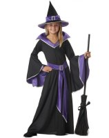 Incantasia The Glamour Witch Child Costume - X-Large