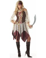 South Seas Siren Adult Costume - Medium