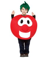 Veggie Tales - Bob The Tomato Toddler - Child Costume
