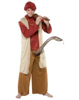 Snake Charmer Adult Costume - Large