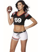 Wide Receiver Sexy Adult Costume - Standard